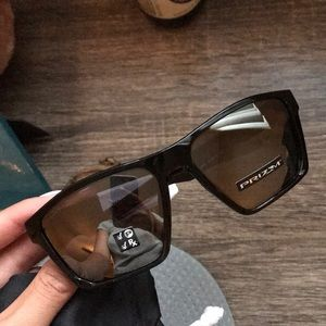 Oakley sunglasses with Prism lenses!